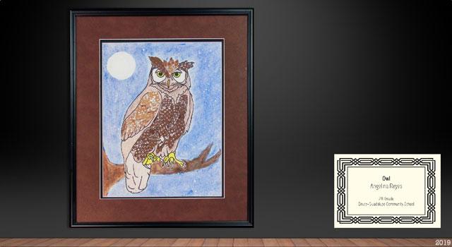 La Galleria 2019 - Owl